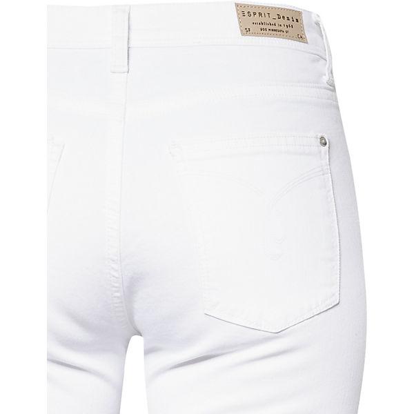 Straight ESPRIT Jeans ESPRIT weiß Jeans qtRTxPU