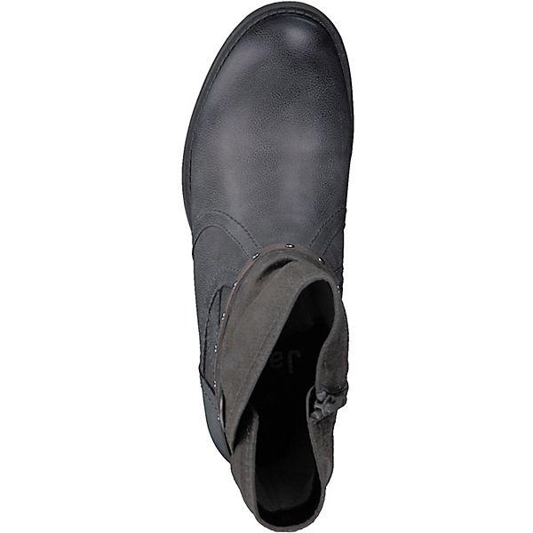 Jana Stiefeletten Klassische Stiefeletten Jana dunkelgrau  Gute Qualität beliebte Schuhe 984b1b