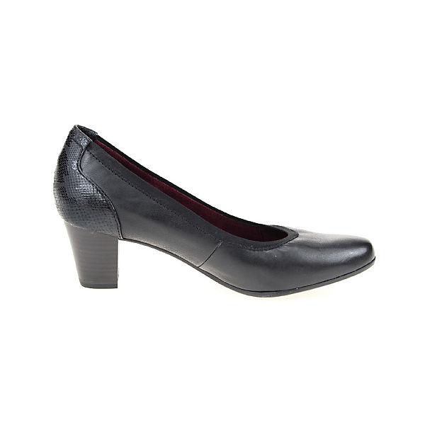 Tamaris, Klassische Pumps, schwarz beliebte  Gute Qualität beliebte schwarz Schuhe 9faac4