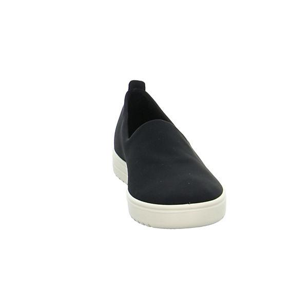 ecco, Slip-On-Sneaker, schwarz Qualität  Gute Qualität schwarz beliebte Schuhe 596dc8