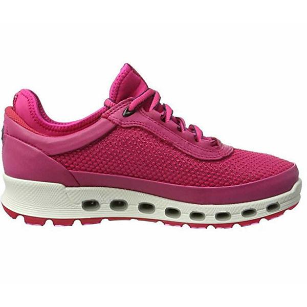 ecco, Sneakers Qualität Low, pink  Gute Qualität Sneakers beliebte Schuhe feb44f