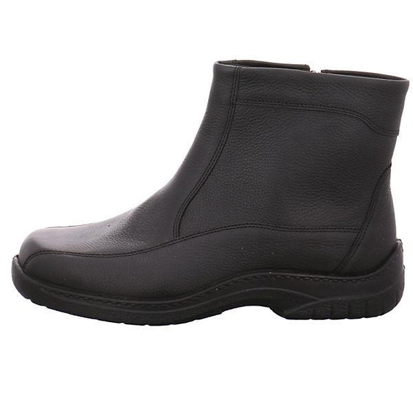 JOMOS, Klassische Stiefeletten, schwarz schwarz Stiefeletten,   083e86
