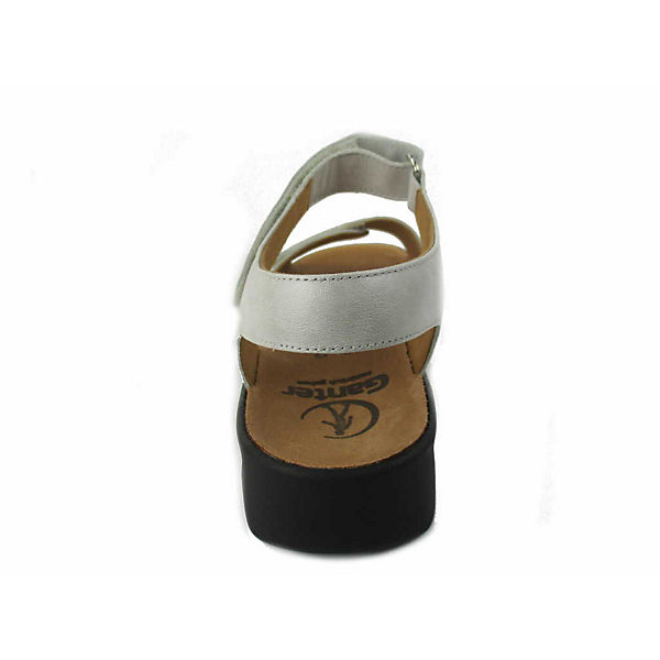 Ganter, Klassische Sandalen, beliebte weiß  Gute Qualität beliebte Sandalen, Schuhe f6485b