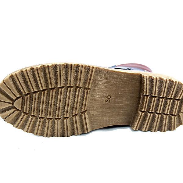 MARCO Gute TOZZI, Schnürstiefeletten, blau  Gute MARCO Qualität beliebte Schuhe 6b65e7
