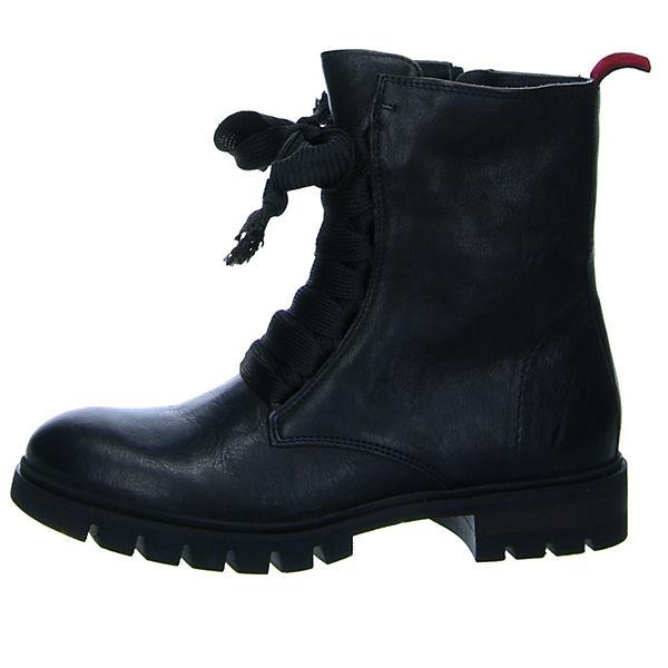 Donna Carolina Biker Boots schwarz  Gute Qualität beliebte Schuhe