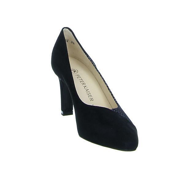 PETER KAISER, Klassische Pumps, beliebte schwarz  Gute Qualität beliebte Pumps, Schuhe c15de2