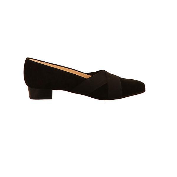 PETER KAISER, Gute Klassische Pumps, schwarz  Gute KAISER, Qualität beliebte Schuhe 9cab67