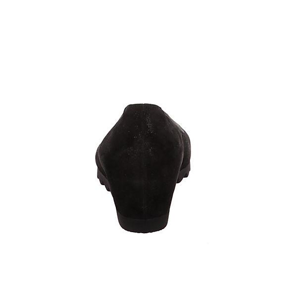 Gabor,  Keilpumps, schwarz  Gabor, Gute Qualität beliebte Schuhe 44fd67