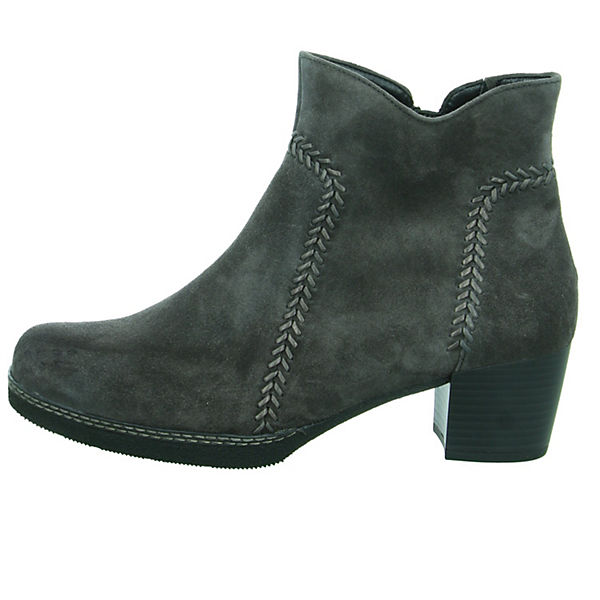 Gabor, Gabor, Gabor, Westernstiefeletten, grau Gute Qualität beliebte Schuhe 4aa2c0