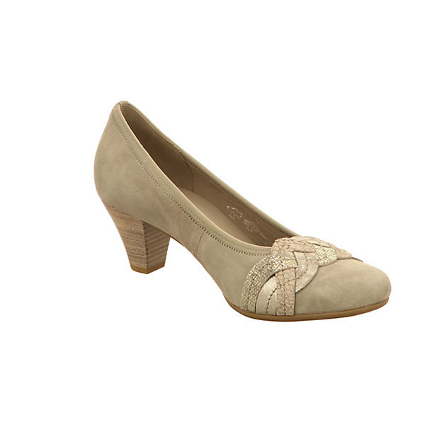 Gabor, Klassische Qualität Pumps, grau  Gute Qualität Klassische beliebte Schuhe 116789