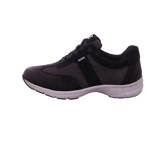 Gabor,  Sneakers Low, schwarz   Gabor, 3dde12
