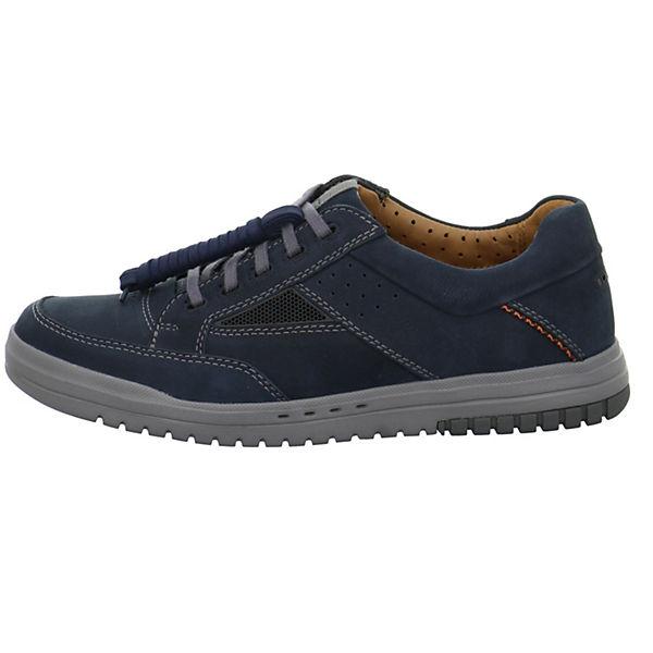 Clarks Klassische Halbschuhe blau  Gute Qualität beliebte Schuhe