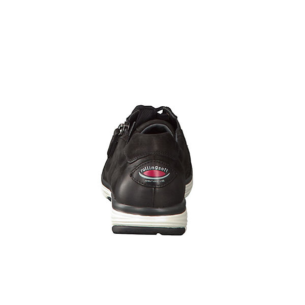 Gabor, Sneakers Low, Low, Low, schwarz   d79722