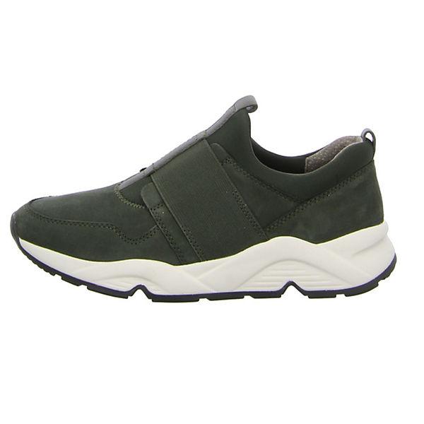 Gabor, Slip-On-Sneaker, grün  Gute Qualität beliebte Schuhe