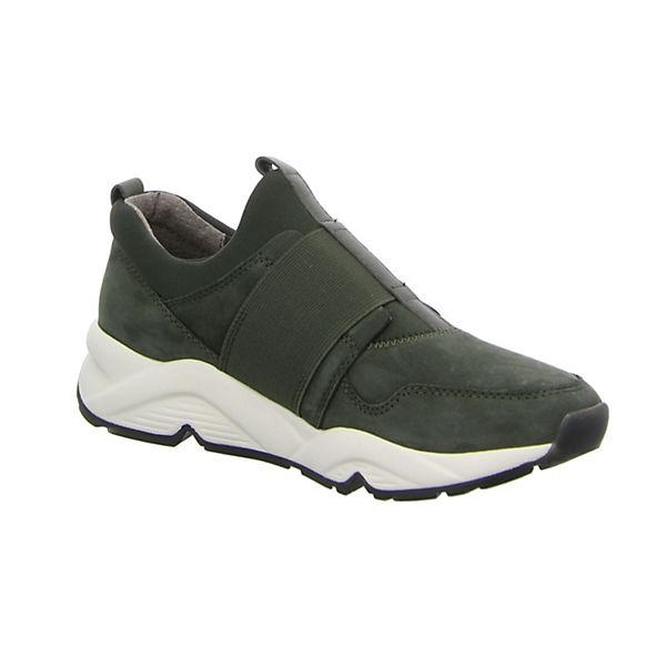 Gabor Slip Slip grün On Gabor Sneaker qq1HvgYf