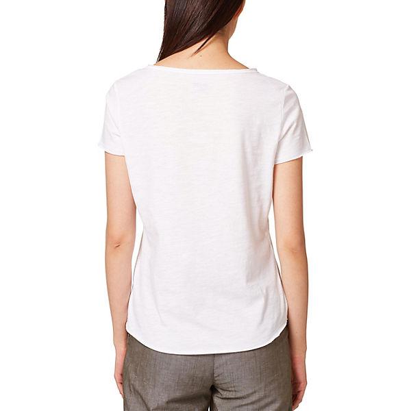 ESPRIT weiß Shirt T by edc 6v1RqOWcH1