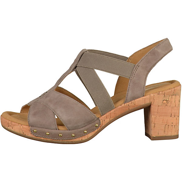 Gabor Gute Klassische Sandaletten braun  Gute Gabor Qualität beliebte Schuhe 74daa0