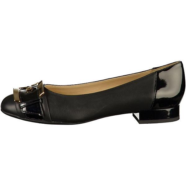 GEOX Klassische Ballerinas schwarz  Gute Qualität beliebte Schuhe