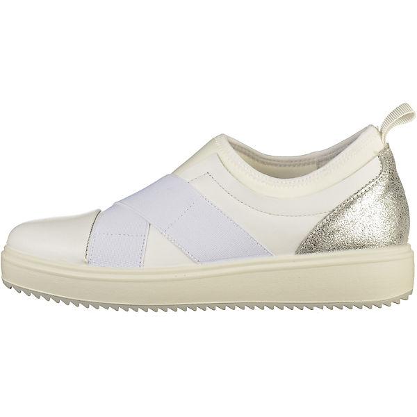 IGI & CO, Sneakers Low, weiß Schuhe  Gute Qualität beliebte Schuhe weiß 695afe
