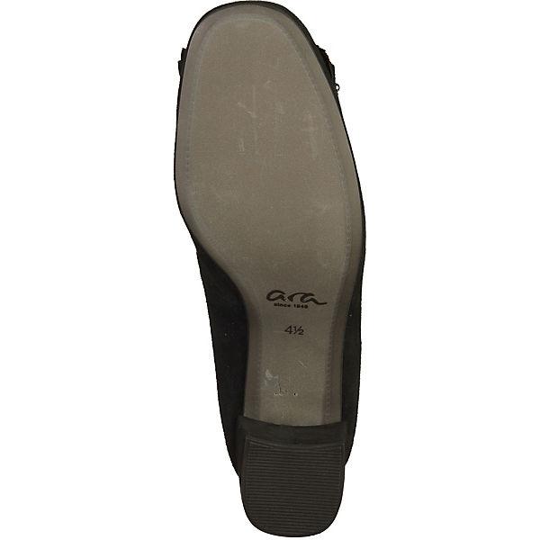 ara, Klassische Gute Pumps, schwarz  Gute Klassische Qualität beliebte Schuhe 3bcd95