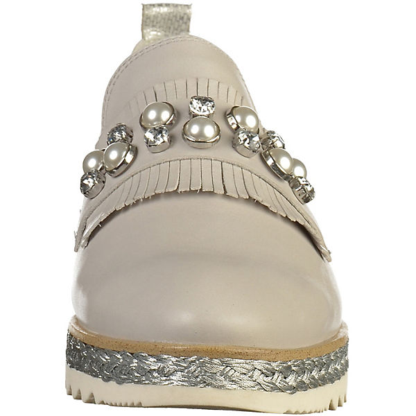 MARCO TOZZI Klassische Slipper creme Schuhe  Gute Qualität beliebte Schuhe creme 35313b