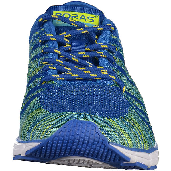 BORAS,  Sneakers Low, blau   BORAS, a70ccb