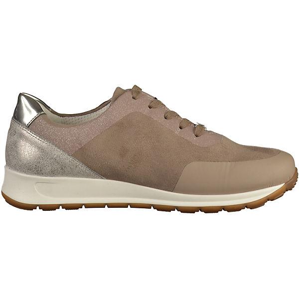 ara, Sneakers Qualität Low, grau  Gute Qualität Sneakers beliebte Schuhe b68549