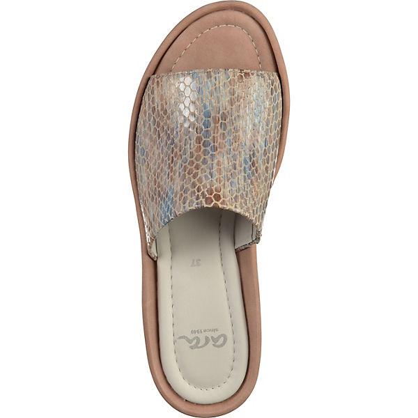 ara, Pantoletten, grau  Gute Schuhe Qualität beliebte Schuhe Gute cac6cb