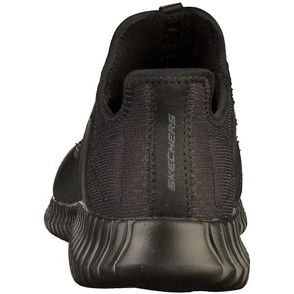 Sneakers Sneakers schwarz Low Sneakers SKECHERS Low SKECHERS SKECHERS schwarz pfwdE7Wqp