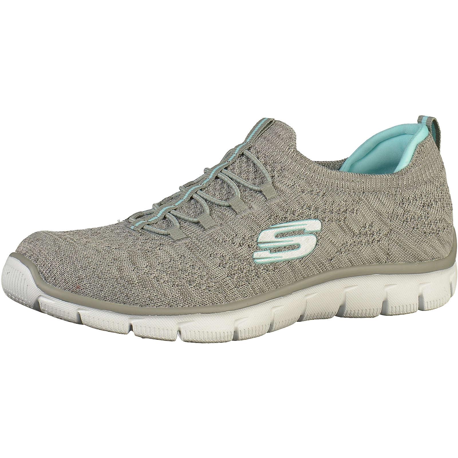 SKECHERS Sneakers Low grau Damen Gr. 39