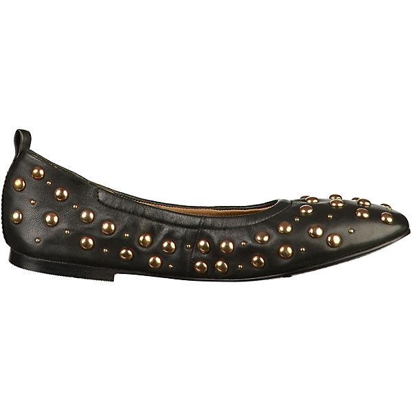 BRONX, Gute Faltbare Ballerinas, schwarz  Gute BRONX, Qualität beliebte Schuhe f7156f