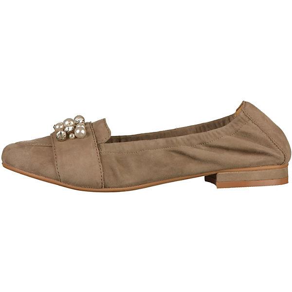SPM, Klassische Ballerinas, grau  Gute Qualität beliebte Schuhe