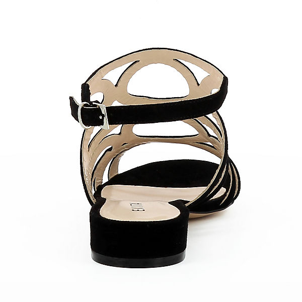 Evita Shoes SALVINA Riemchensandalen schwarz  Gute Qualität beliebte Schuhe