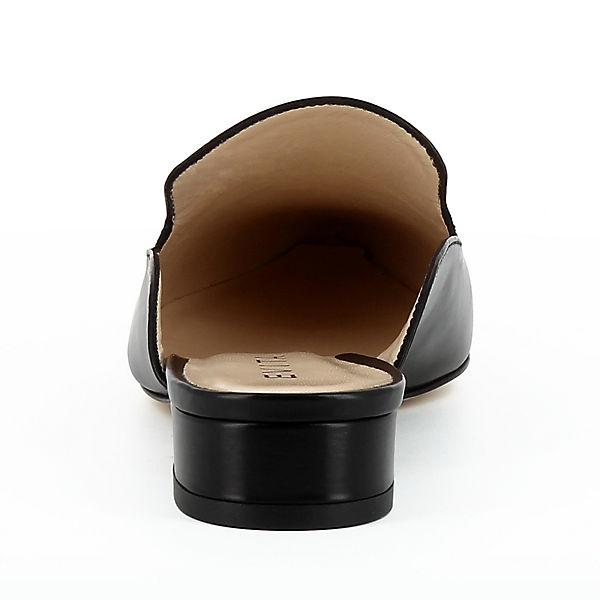 Evita Shoes, Boho Pantoletten, schwarz  Gute Qualität beliebte Schuhe