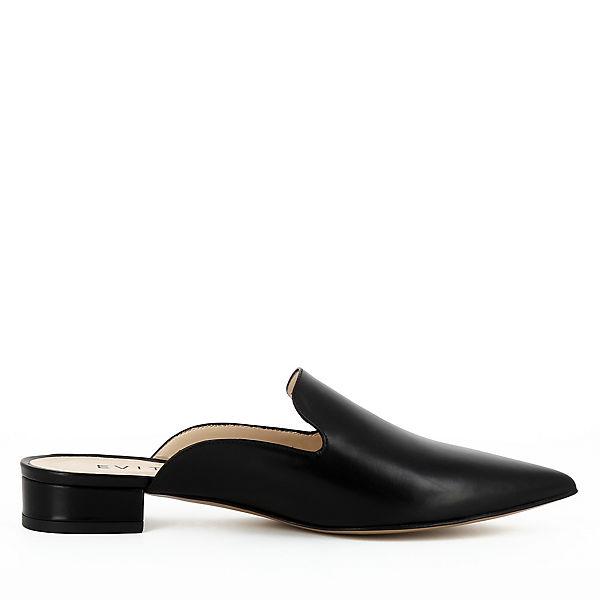 Evita Shoes, Boho Qualität Pantoletten, schwarz  Gute Qualität Boho beliebte Schuhe c32dca