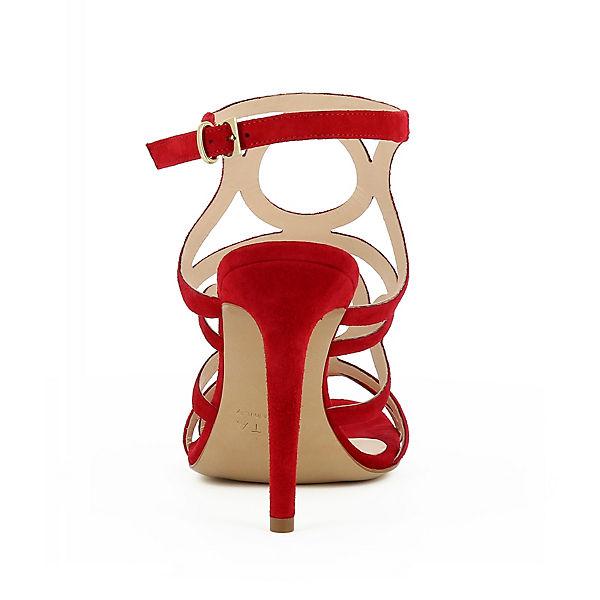 EVA Riemchensandaletten Shoes rot rot Riemchensandaletten rot Evita Evita Shoes EVA Riemchensandaletten EVA Evita Shoes PZZW87C6