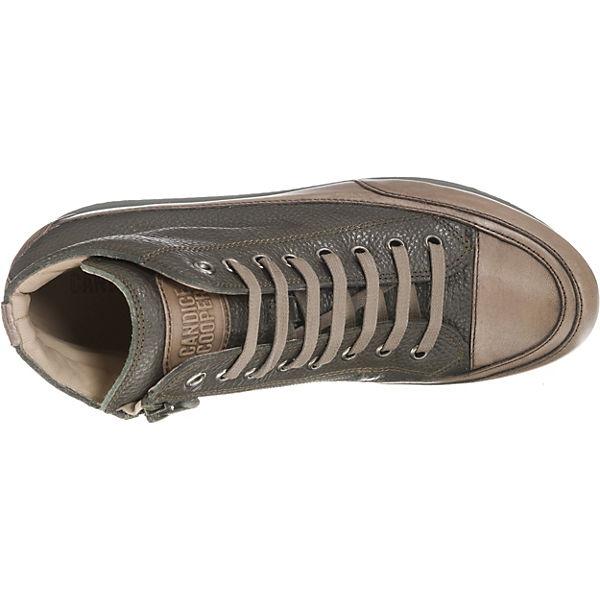 Candice Cooper High Sneakers Sneakers Candice Cooper grün High xxr6wq8