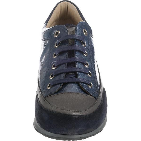 Candice Sneakers grau Low blau Cooper HCfrS