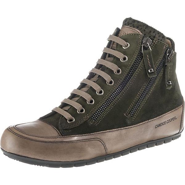 Sneakers Candice Sneakers Candice High Sneakers grün Candice Cooper grün High Cooper Cooper xzFxfw7qa