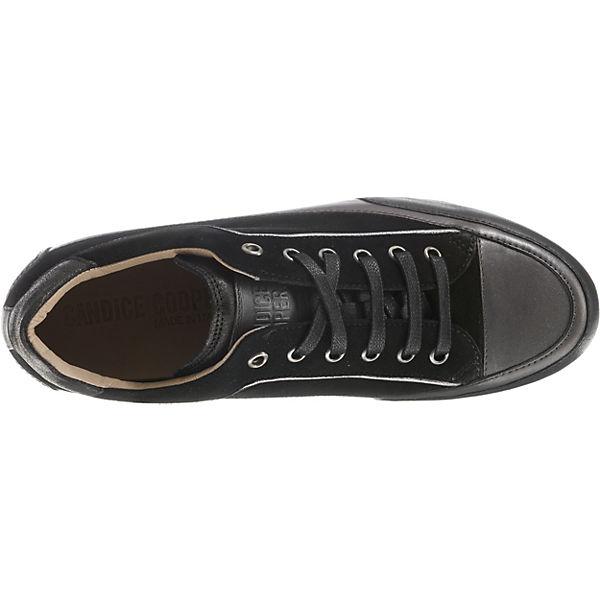 Cooper Sneakers Cooper Candice Candice Candice schwarz Sneakers Low Cooper schwarz Low ZwT7UUqF