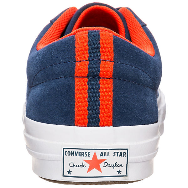 CONVERSE, Gute Sneakers Low, blau  Gute CONVERSE, Qualität beliebte Schuhe 05f234