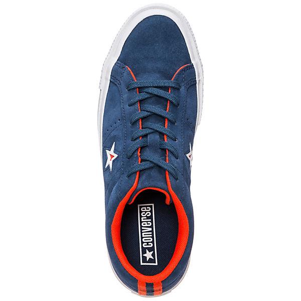 blau CONVERSE Low Sneakers CONVERSE Sneakers CONVERSE Low blau W71fO0YW