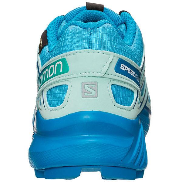 Salomon, Speedcross 4 GTX Trail Trailrunningschuhe, blau  Gute Qualität beliebte Schuhe