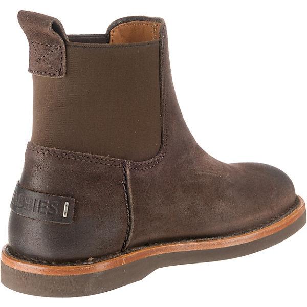 Shabbies Amsterdam, Chelsea Qualität Stiefel, dunkelbraun Gute Qualität Chelsea beliebte Schuhe dd8762