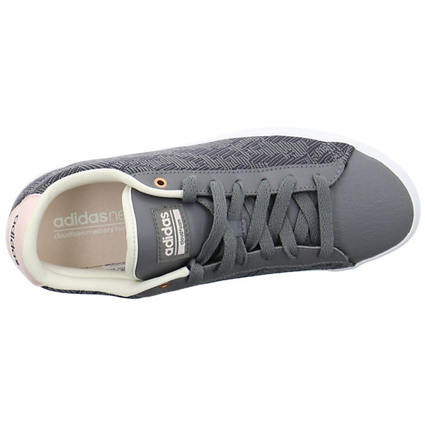 adidas Sport Inspired, W CF Daily QT CL W Inspired, Sneakers Low, grau  Gute Qualität beliebte Schuhe f519b7
