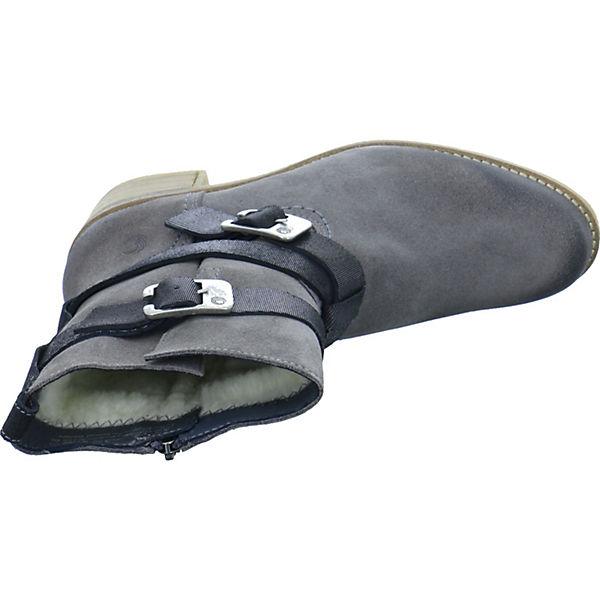 Jana,  Winterstiefel, grau  Jana, Gute Qualität beliebte Schuhe 004e8d