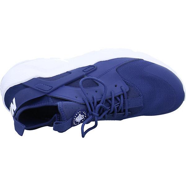 NIKE, Huarache Run Ultra Sneakers Low, blau