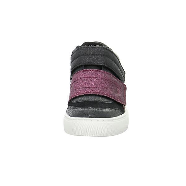 SKECHERS, Shine City Sneakers Low,  schwarz   Low, 7a7894