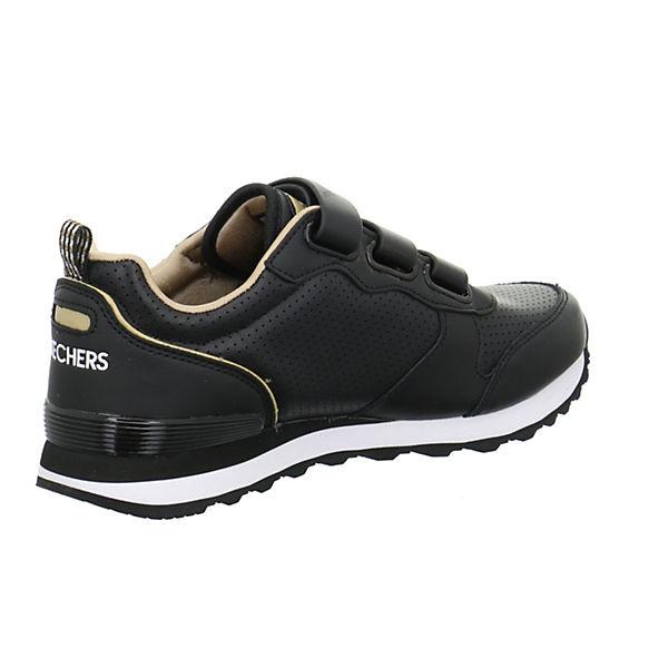 SKECHERS, OG85 Charmer Qualität Sneakers Low, schwarz  Gute Qualität Charmer beliebte Schuhe ef472f