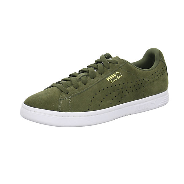 PUMA, PUMA, PUMA, Court Star Sneakers Low, grün   a61733